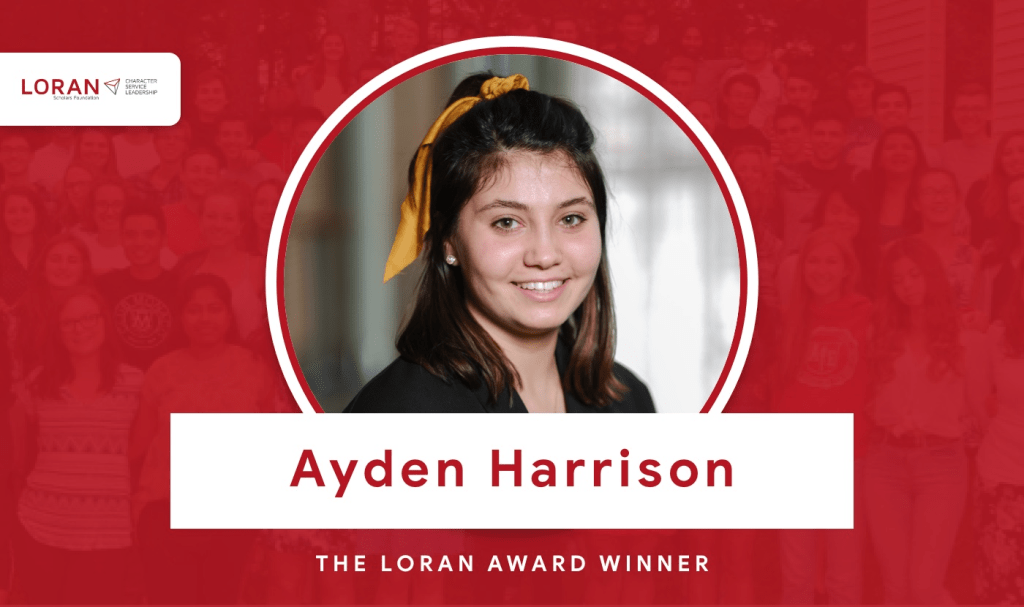 2020 Loran Scholarship