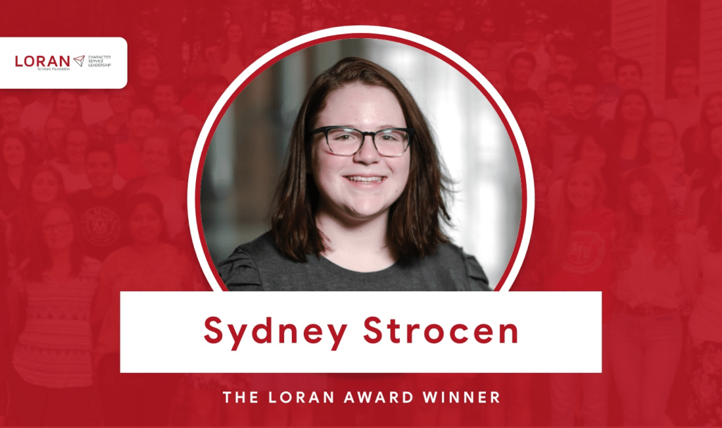 How to win the Loran Scholarship