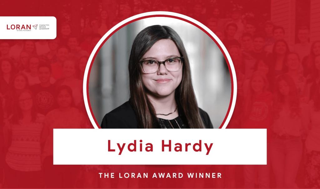 Win a Loran Scholarship