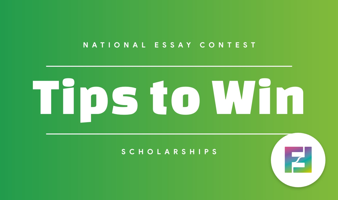 national essay contest tips to win