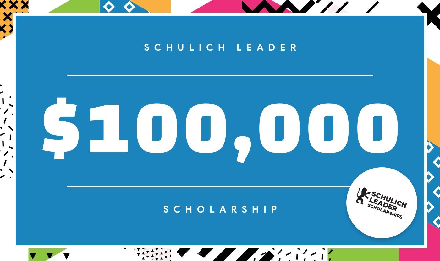 schulich leader scholarships
