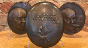 dalton camp award medal