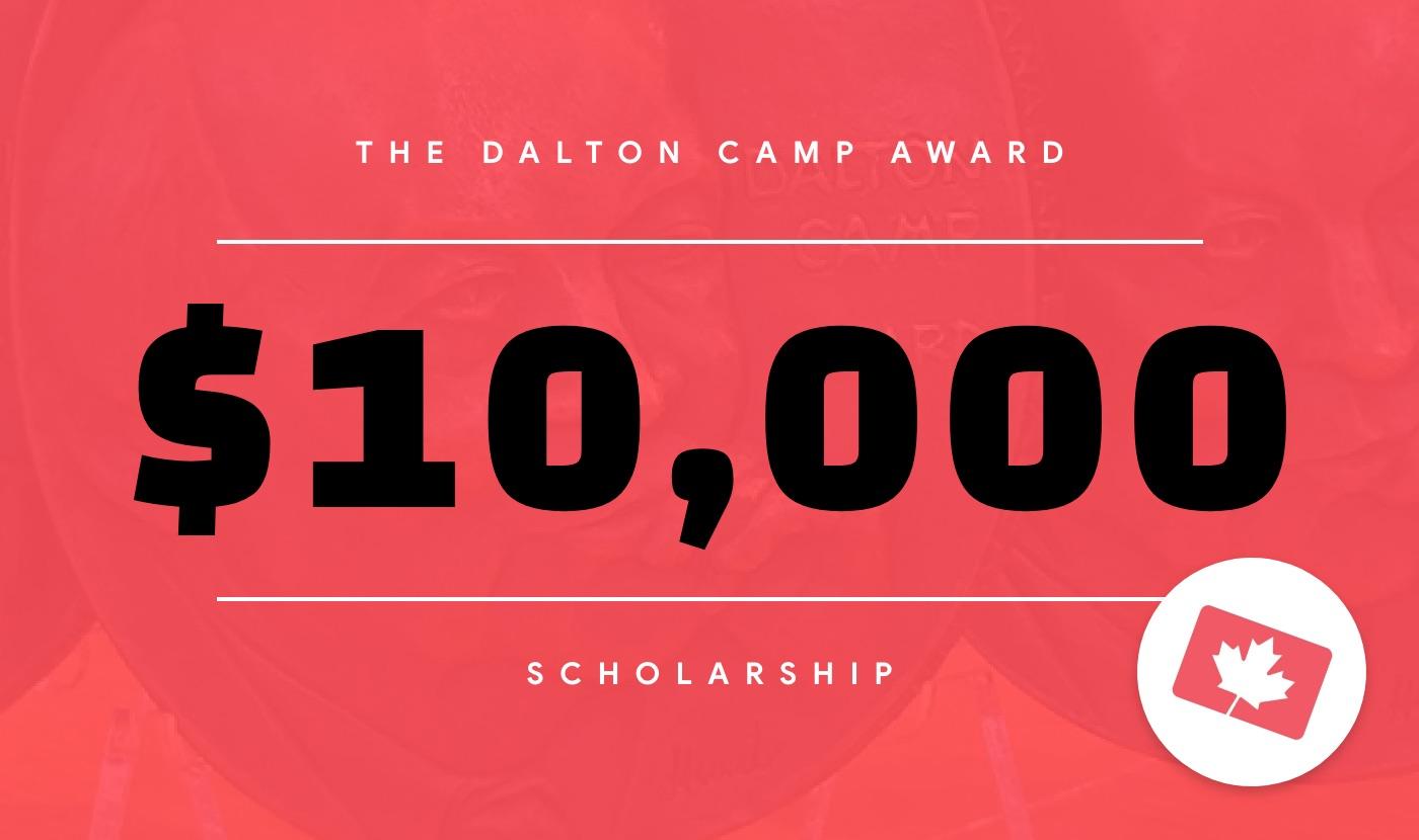 dalton camp award