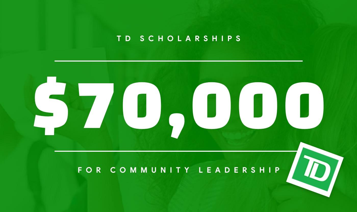 td scholarships